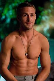 ryan gosling abs 2